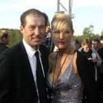 Michael Lesch und Ehefrau Christina