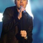 Show-Act: Ronan Keating mit einem Medley seiner besten Songs