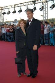 Walter Sittler und Ehefrau Sigrid