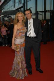 RTL-Moderatorin Katja Burkhard und Ehemann Hans Mahr