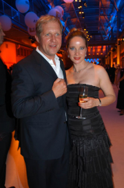 Ann-Kathrin Kramer und Harald Krassnitzer