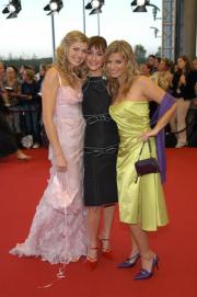 """Die """"GZSZ""""-Damen: Nina Bott, Maike von Bremen und Susan Sideropoulos (von li.)"""