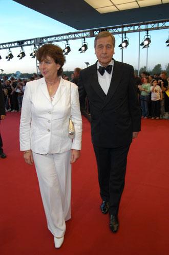 Karin und Wolfgang Clement