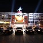 Das Coloneum erstrahlt im Fernsehpreis-Glanz