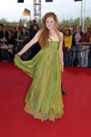 Nominiert für die beste Nebenrolle: Schauspielerin Anja Antonowicz