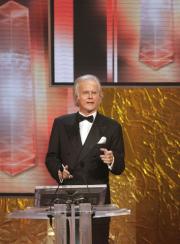 Laudator Harald Schmidt in der Kategorie BESTES BUCH FERNSEHFILM/ MEHRTEILER