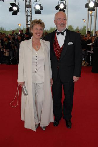 Lindenstrassen-Stars Marie-Luise Marjan und Bill Mockridge