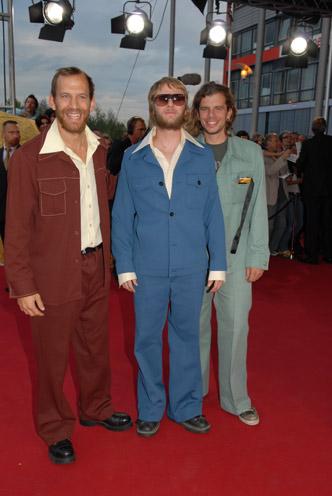 Show-Act des Deutschen Fernsehpreises 2006: Die Sportfreunde Stiller