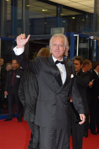Harald Schmidt auf dem roten Teppich