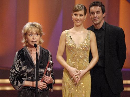 Beste Nebenrolle: Gisela Schneeberger (li.)