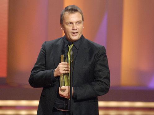 Hape Kerkeling bedankt sich für seinen Fernsehpreis