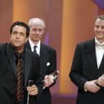 Beste Sitcom: Bastian Pastewka mit Josef Ballerstaller und Ralf Günther