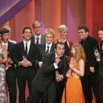 Beste Serie: Das Türkisch für Anfänger-Ensemble im Freudentaumel