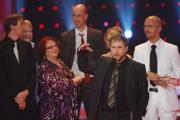 """Das Team von """"Stromberg"""" in der Kategorie """"Beste Sitcom"""".  Foto: RTL / Stefan Menne"""