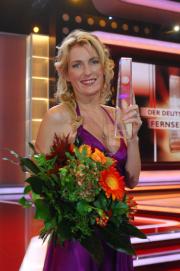 "Maria Furtwängler in der Kategorie ""Beste Schauspielerin"".  Foto: RTL / Stefan Menne"