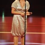 Förderpreis-Gewinnerin Eva Müller