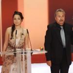 Paten Stefanie und Wolfgang Stumph (Beste Schauspielerin und Schauspieler Nebenrolle)