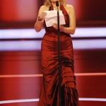 Patin Sabine Postel für Bester Schauspieler