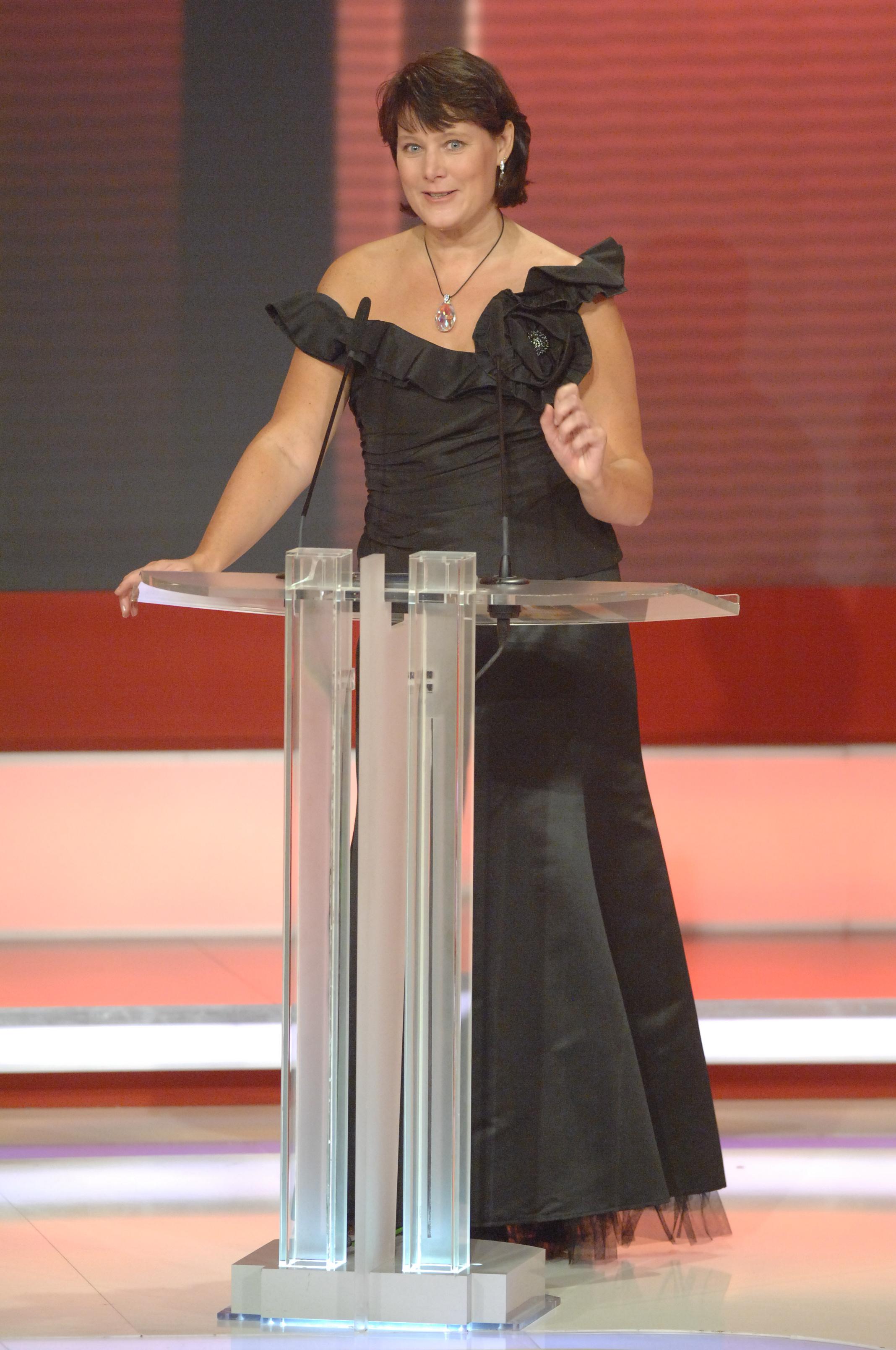 RTL-Geschäftsführerin Anke Schäferkordt