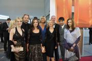 Das Schauspieler-Ensemble von Sturm der Liebe