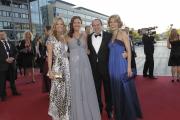 Wolfram Kons mit seinen Kolleginnen Angela Finger-Erben, Roberta Bieling und Miriam Lange