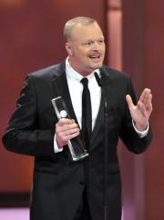 BESONDERE LEISTUNG UNTERHALTUNG: Entertainer des Jahres Stefan Raab