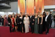 Das Schauspieler-Ensemble von Lindenstraße