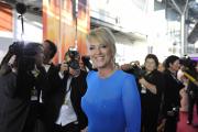 Roter Teppich beim Deutschen Fernsehpreis 2010: Ulla Kock am Brinck