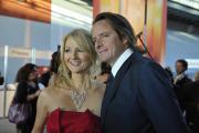 RTL Exclusiv-Moderatorin Frauke Ludowig und Ehemann Kai Röffen
