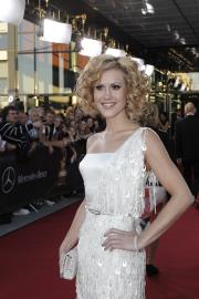 Schauspielerin Wolke Hegenbarth