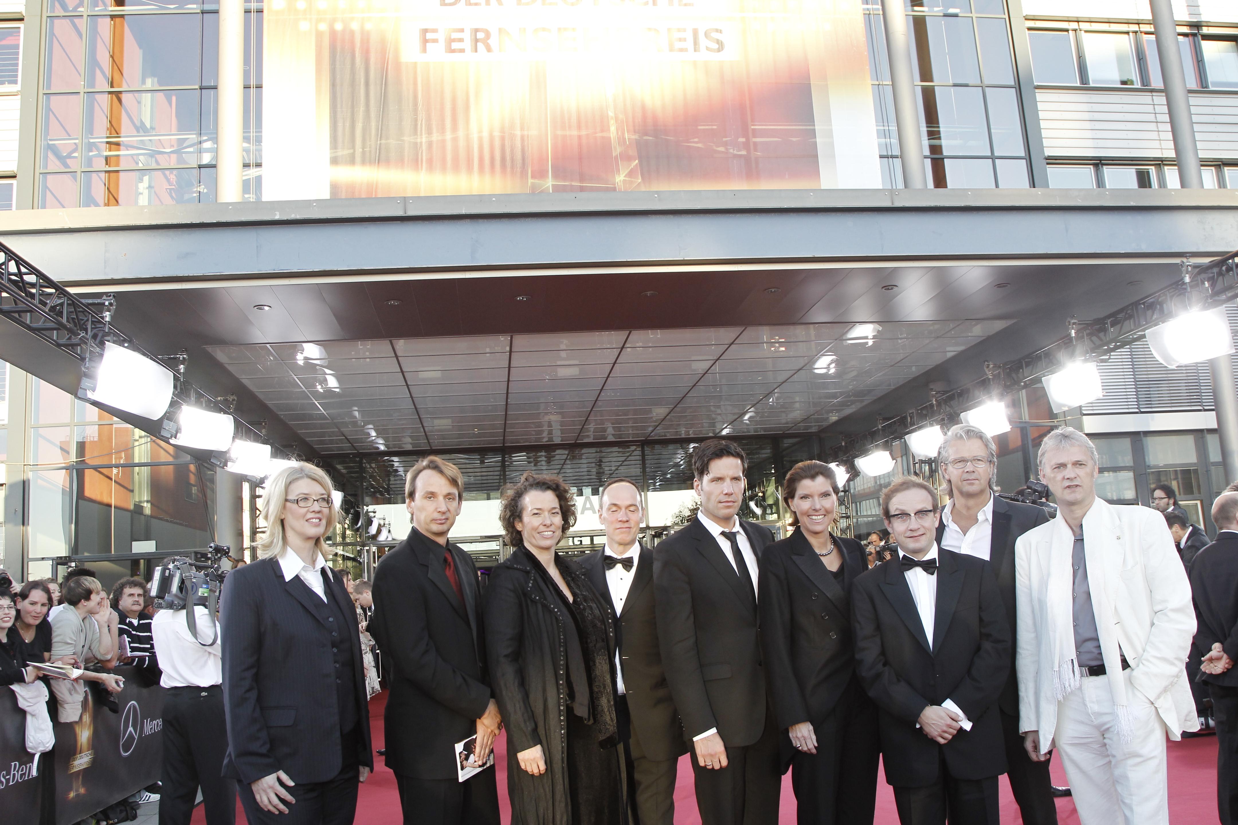 Die Jury des DEUTSCHEN FERNSEHPREISES