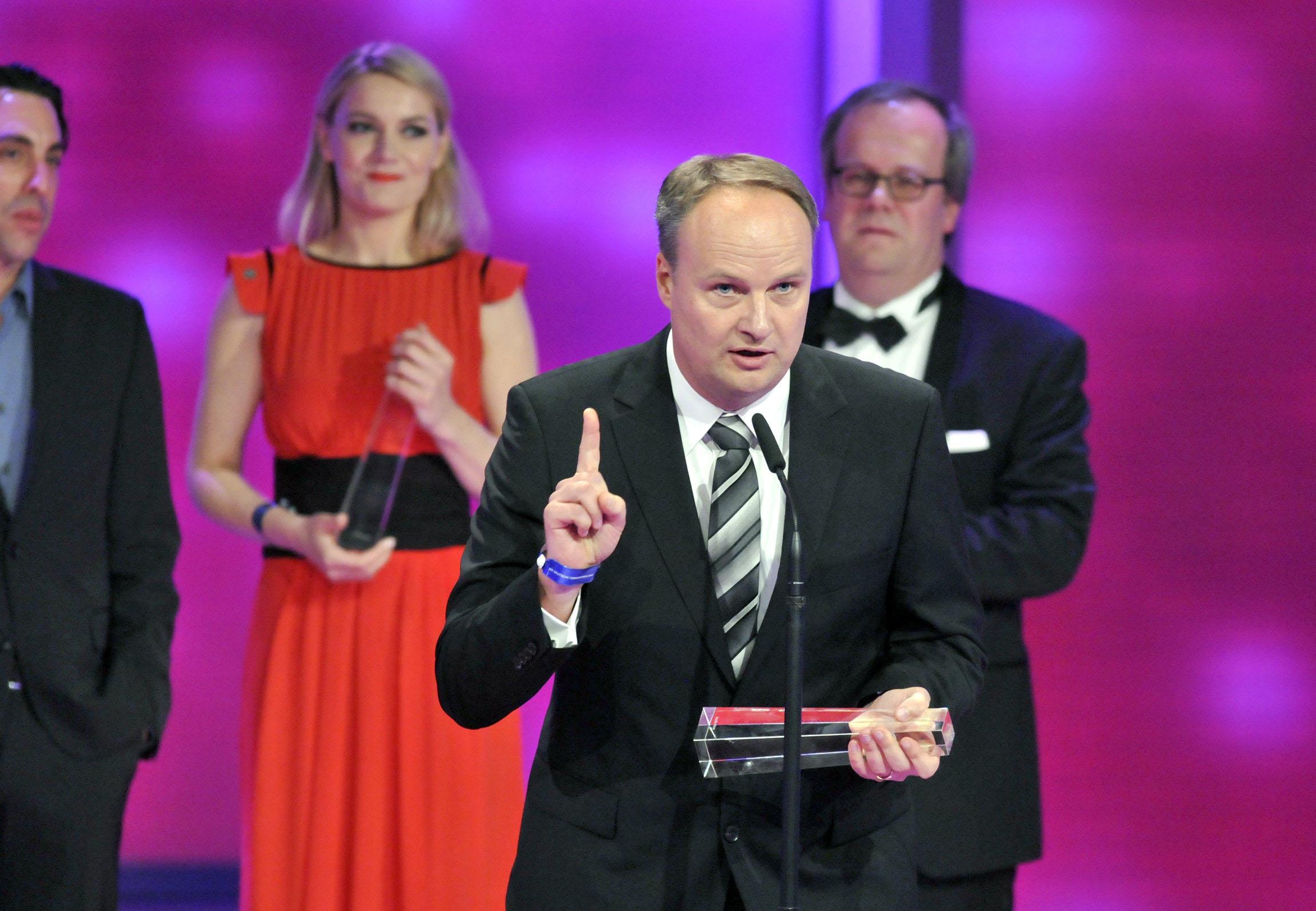 """""""Beste Comedy"""" für Oliver Welke und sein heute-show-Team"""