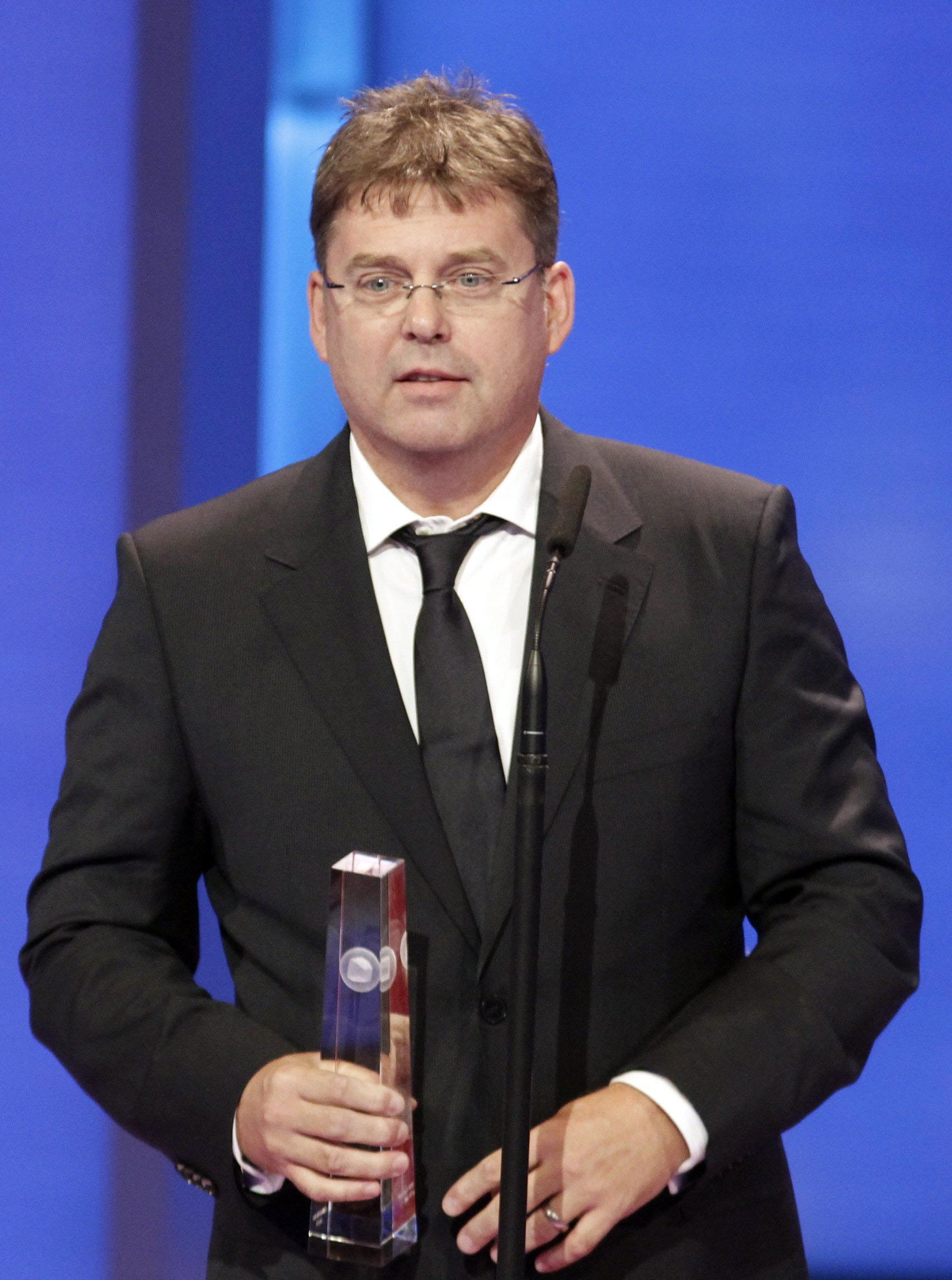 """Beste Sportsendung"": RTL-Sportchef Manfred Loppe"