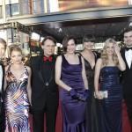 Das Schauspieler-Ensemble von Gute Zeiten, schlechte Zeiten