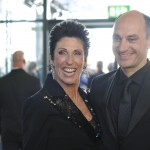 Erika Berger und Manfred Meyer