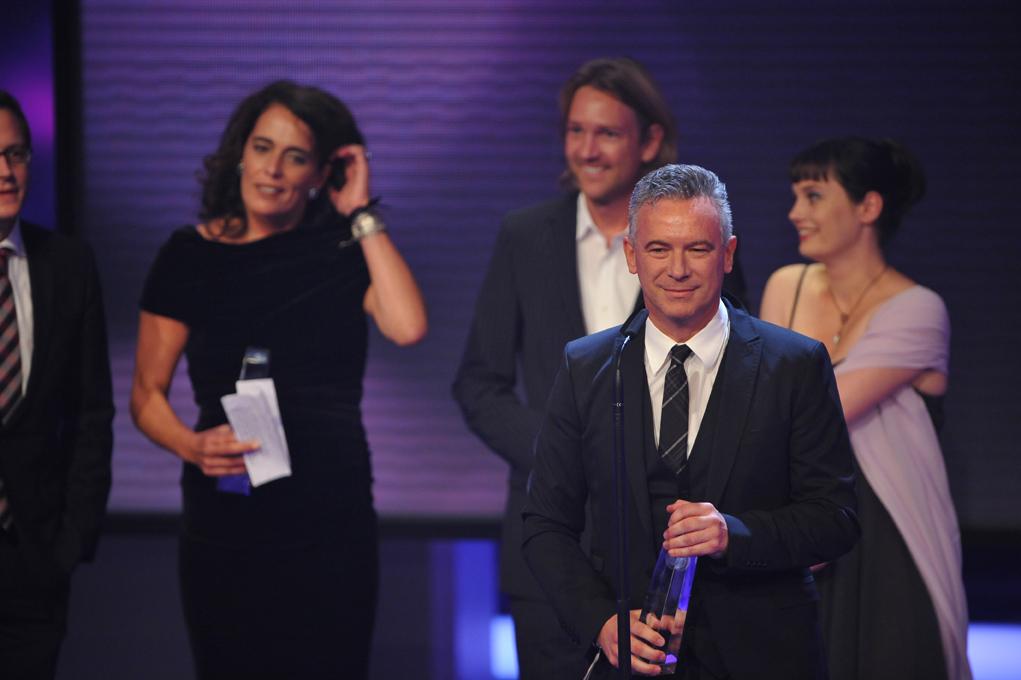 Preisträger in der Kategorie Bester Fernsehfilm: Homevideo