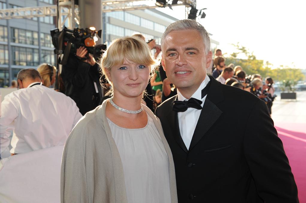 BU: Andreas von Thien und seine Frau BB: Foto: RTL / Willi Weber