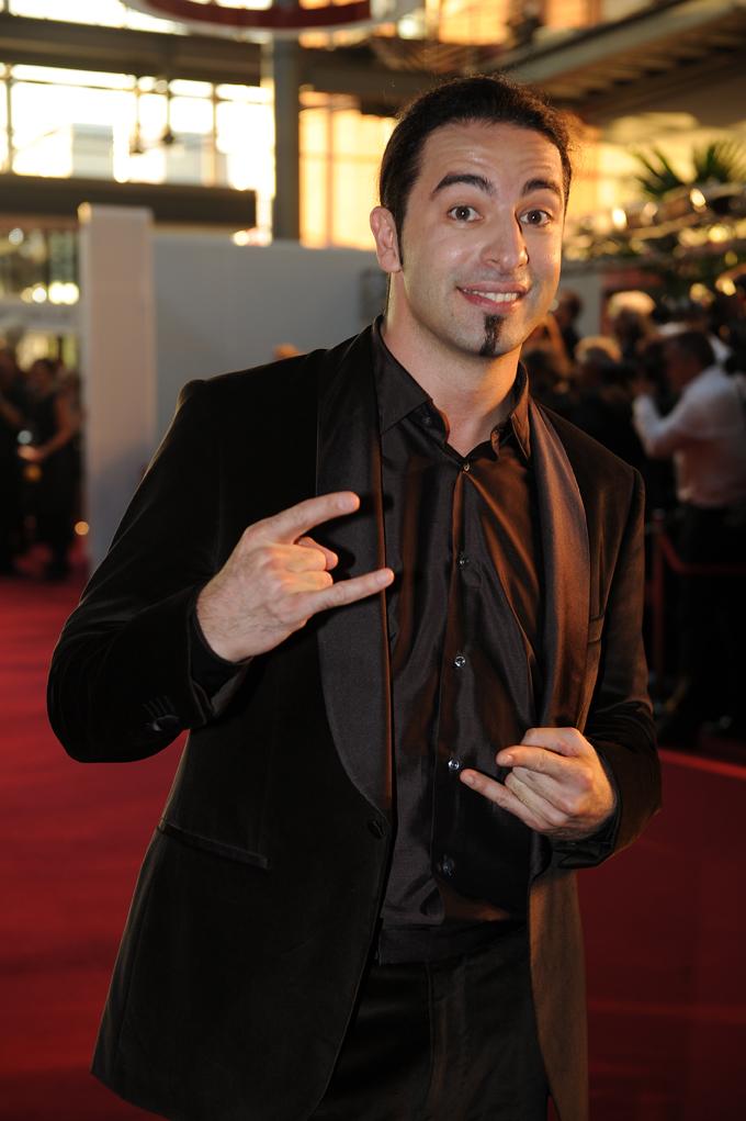 Comedian Bülent Ceylan