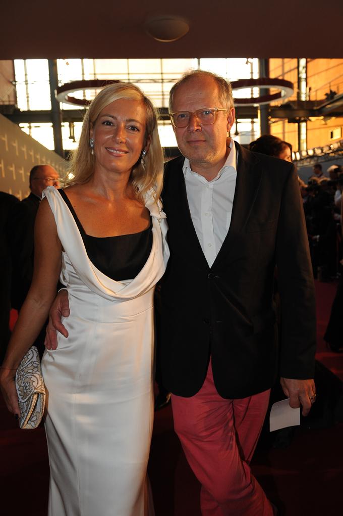 Axel und Judith Milberg
