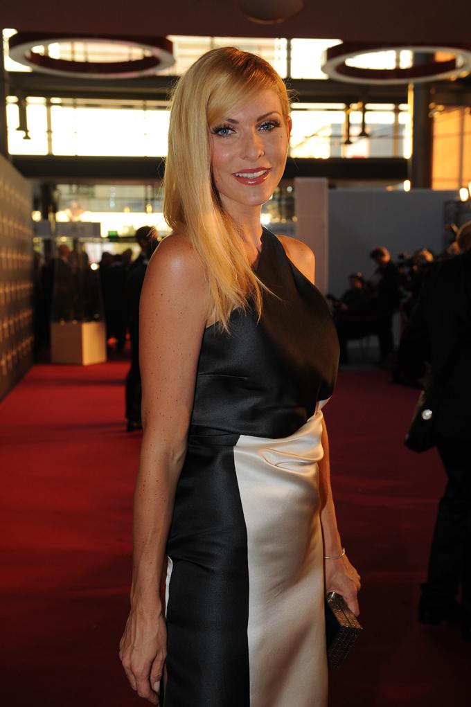 Moderatorin Sonya Kraus