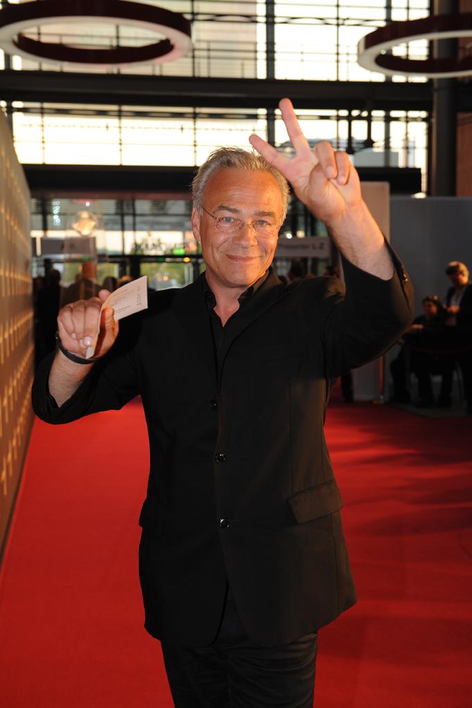 Schauspieler Klaus J. Behrendt