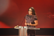 Laudatorin Christine Neubauer BB: Foto: RTL / Willi Weber