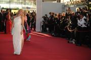 Sophia Thomalla auf dem rotem Teppich BB: Foto: RTL / Willi Weber