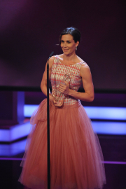 Beste Schauspielerin: Nina Kunzendorf  BB: Foto: RTL / Willi Weber