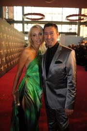 Joachim Llambi und seine Frau BB: Foto: RTL / Willi Weber