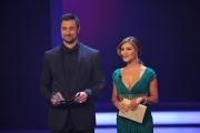 Die Moderatoren Nazan Eckes und Marco Schreyl BB: Foto: RTL / Willi Weber