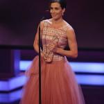 Preisträgerin in der Kategorie Beste Schauspielerin: Nina Kunzendorf