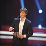 Jonas Nay erhielt für seine Rolle in Homevideo den Förderpreis