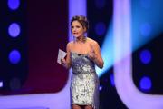 RTL-Moderatorin Nazan Eckes als Laudatorin