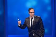 beste Sportsendung: Matthias Opdenhövel erhält gemeinsam mit Mehmet Scholl den Preis für ihre Spielanalysen zur Fußball-EMr